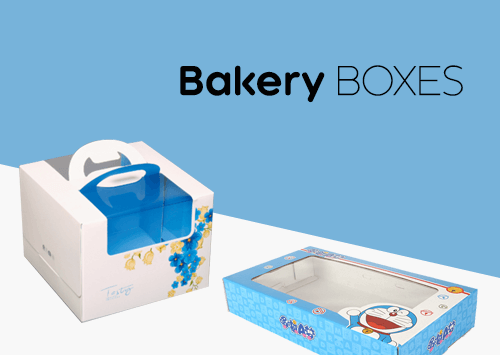 Bakery Boxes: Coolest Designs Ever