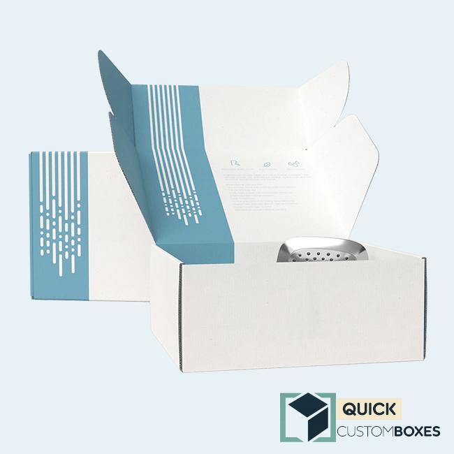 Custom Printed Mailer Box