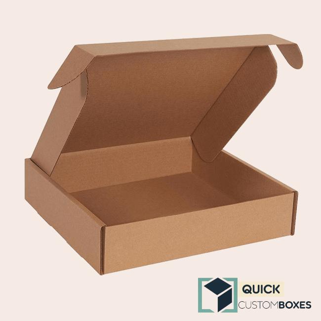 Plain Mailer Box