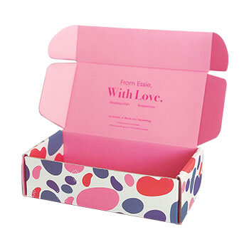 Custom Double Sided Printed Mailer Boxes