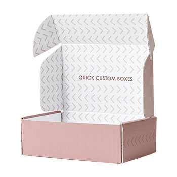 Custom Ear Lock Mailer Boxes
