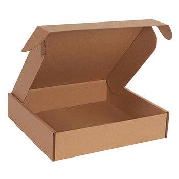 Custom Plain Mailer Boxes