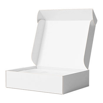 Custom White Mailer Boxes