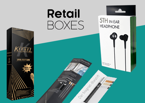 Retail Boxes: Custom Packaging For Consumer Items